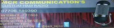 MCR666 HAM RADIO ANTENNAS BITS AN K