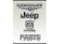 Jeep Chrysler Parts Uk / Many second hand parts available