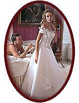 WEDDING DRESS SIZE 10 Gatineau Ottawa / Gatineau Area image 2