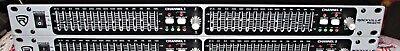 Rockville REQ-215 Dual 15 band Graphic Equalizer REQ215 EQ