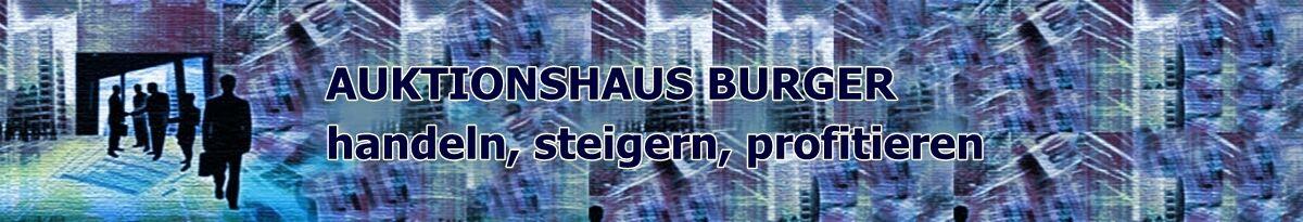 AUKTIONSHAUS BURGER