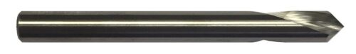 "1/4"" 2 FLUTE 90 DEGREE CARBIDE SPOT DRILL"