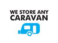 We Store Any Caravan - North East - Caravan Storage/24hour access + Security