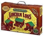 Vintage Lincoln Logs