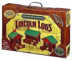 Vintage Lincoln Logs Ebay