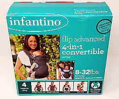 Infantino baby advanced carrier 4 in 1