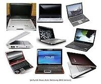BUYING BROKEN COMPUTERS**LAPTOP SCREENS SALE**IT SERVICES