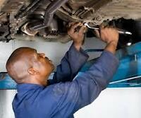 Part-Time Mechanic Required