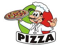 Pizza chef - £8 per hour