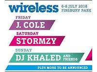 Wireless Concert Tickets