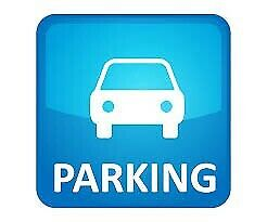Parking avalible close to Queens and KGH
