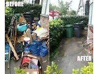'* HOUSE GARAGE GARDEN SHED RUBBISH CLEARANCE SERVICE BERKSHIRE **