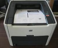 HP 1320 /Network Connection Workgroup Laser Printer w/All Cables