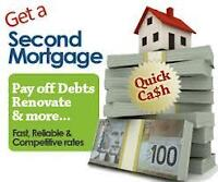2nd Mortgages Up To 85% Bad Credit& No Income Proof Required.
