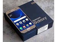 Like new use condition Samsung galaxy S7 32gb factory unlocked boxed