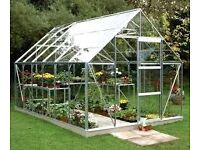 Greenhouse and shed erection and repair. Norwich, Great Yarmouth, Lowestoft and Waveney areas.
