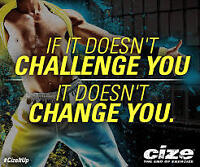 Looking for people to join my Cize Challenge Group!
