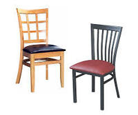 RESTAURANT / BAR CHAIRS - COMMERCIAL QUALITY 20 AVAILABLE