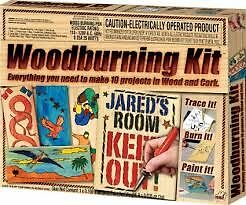 NSI Wood Burning Kit only 30$ brand new
