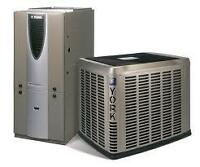 YORK AIR CONDITIONER 15 SEER $1699.00 INSTALLED!!