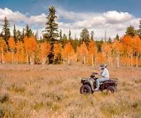 Rent Land for ATV Riding