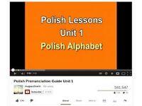 Polish tutor - want to learn Polish - English as a foreign language - lekcje jezyka polskiego