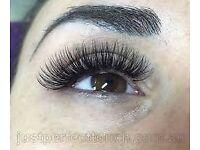 przedluzanie rzes / eyelash extenshions