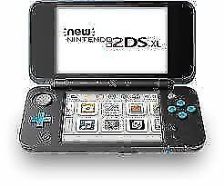 NEW 2DS XL - BOXED - ALL ACCESSORIES - MINT CONDITION