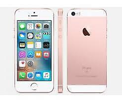 iPhone SE 64GB Rose Gold UNLOCKED MINT 10/10 Condition ( including freedom / chatr ) $240 FIRM