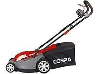 "Cobra 13"" ELECTRIC LAWNMOWER COGTRM34"