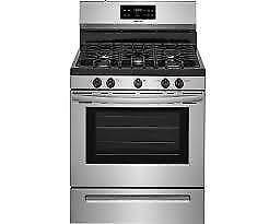 Frigidaire  FFGF3054TB 30'' Gas Stainless Steel Range (BD-2271)