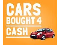 CARS AND VANS WANTED CASH WAITING