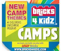 LEGO Summer Camps are Open for Registration!!