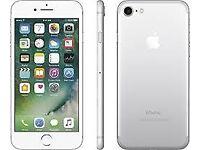 Apple iphone 7 silver 32gb unlocked