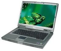 "Dell 15.4""Wiidescreen Laptop,ATI Graphics,Good Battery,WIFI-$100"