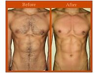 Men's Back OR Chest wax £5
