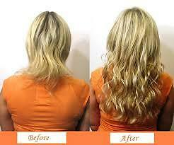 Permanent hair extension St. John's Newfoundland image 1