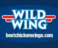 Wild Wing Cambridge is Expanding Our Team!