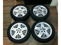 Rover 75 alloy wheels 16""