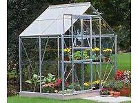 6x4 Hallps Popular Greenhouse