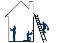 Property maintenance. Painting/plastering, repairs. Grass cutting from £15.00. CSCS registered