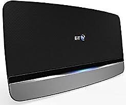 BT Home Hub 4 Modem Hardly Used And Only 12 Months Old Wireless Internet Broadband Router