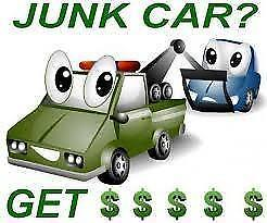 WANTED$$CASH ON THE SPOT FOR UNWANTED CARS SCRAP CAR REMOVAL