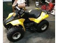 Suzuki lt80 rides fine cheap