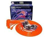 Orange Spark Plug Wires
