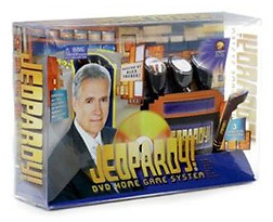 Jeopardy home dvd game