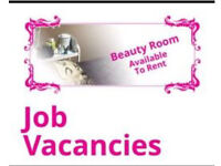 Beauty Room to Rent - Beauty Therapist - HD Brow technician Hair Stylist Hairdresser chair to Rent
