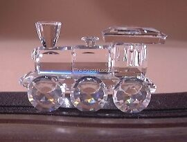 Swarovski Crystal Express train