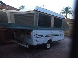 Jayco Hawk 2002 campervan