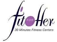 Fit for Her